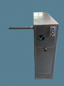 Sistema monedero para tornos de paso