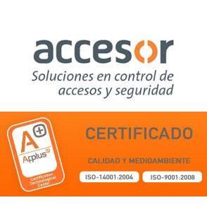 Certificación ISO 9001 e ISO14001