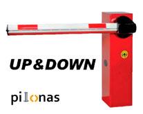 Barreras y pilonas para Seguridad en estaciones de servicios