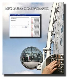 control de acceso biometrico para ascensores