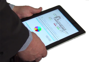 Quantium iPad