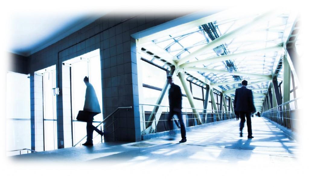control de accesos en edificios