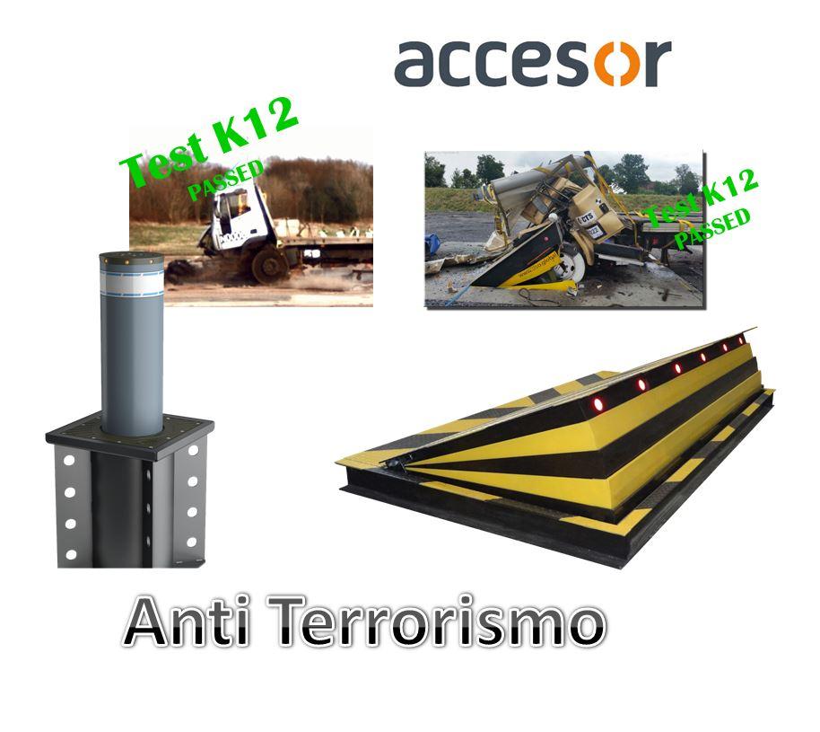 Bolardos Anti-Terrorismo