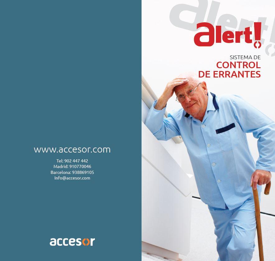 Control Antifugas