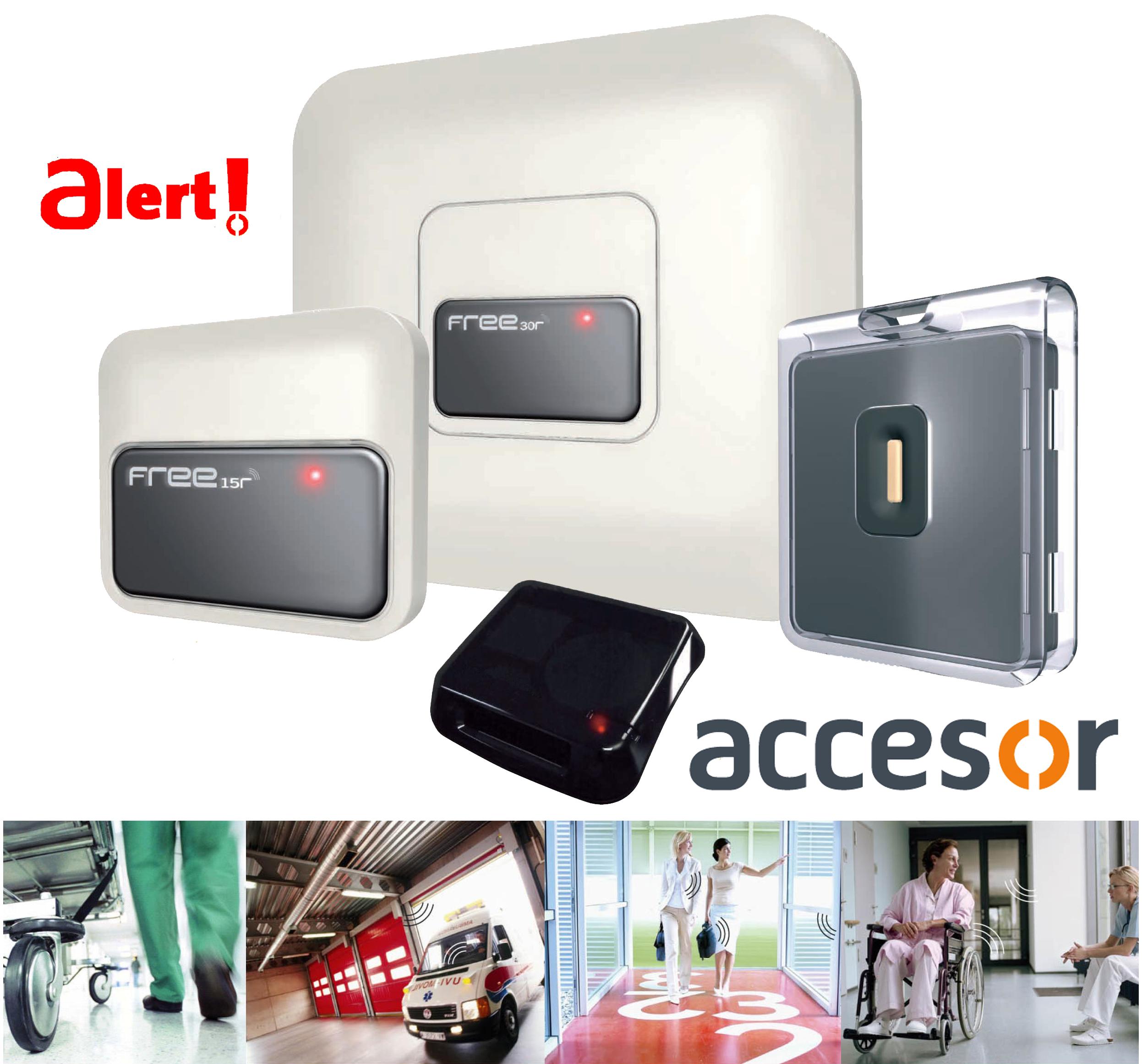 Control antifugas Hospitales con Sistema Alert