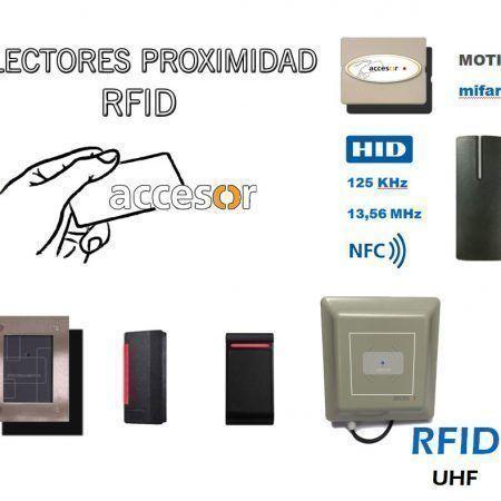 Proximidad RFID